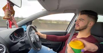 """Iancu, prins conducând fără să aibă dreptul în Turcia! Momentul a fost filmat: """"Suntem infractori"""" VIDEO"""