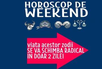 Horoscop weekend 10 - 12 ianuarie 2020. Astrele aduc schimbari majore mai multor zodii