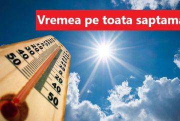 Prognoza meteo 13 - 20 ianuarie 2020. Meteorologii anunta vreme neobisnuit de calda pentru aceasta perioada