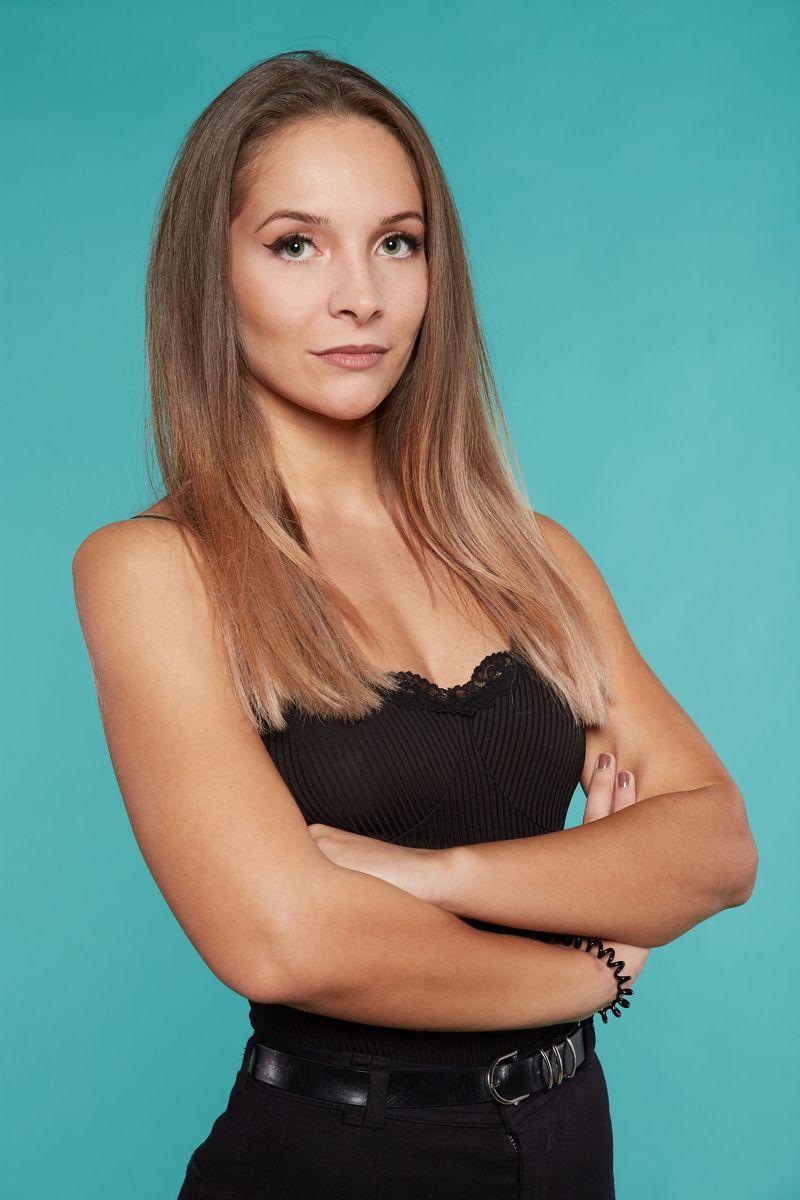 Concurenti Survivor Romania: Elena Karina Fetica
