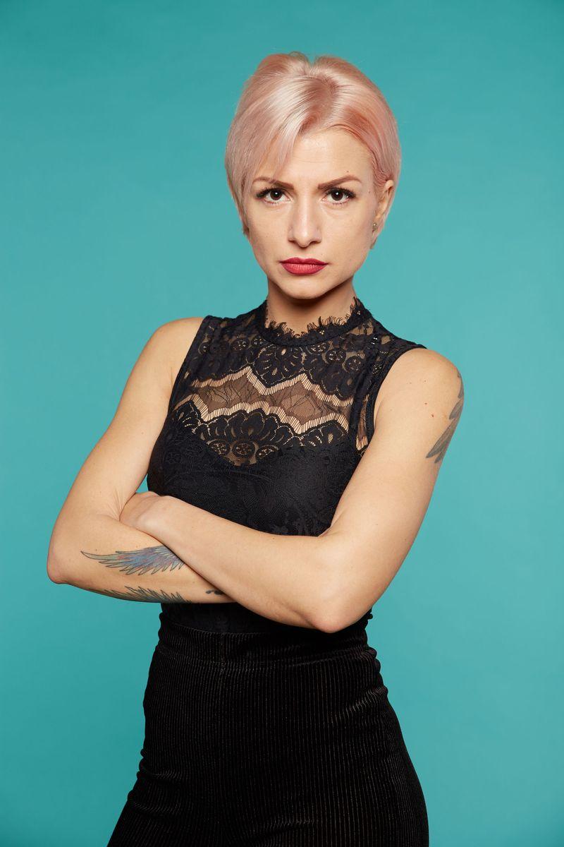 Concurenti Survivor Romania: Lola (Lilia Crudu)