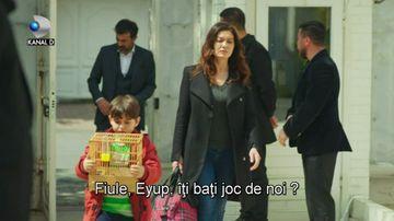 """Eyup recurge la un gest extrem fata de propriul lui tata! Afla ce decizie socanta va lua Gulperi si ce se va intampla cu batranul Yakup, ASTAZI, in penultimul episod din serialul """"Gulperi"""", de la ora 20:00, la Kanal D!"""