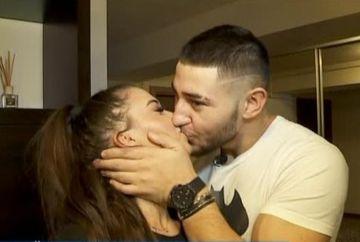 """Andra si Mocanu, fostii concurenti de la """"Puterea dragostei"""",  s-au mutat impreuna in Bucuresti! Iata cum arata apartamentul celor doi indragostiti si ce planuri au!"""