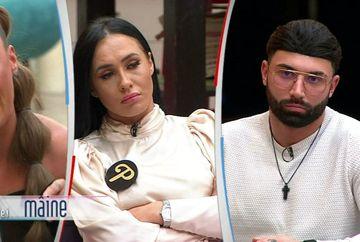 """Roxana, reactie dura la adresa Ellei! """"Sa ai treaba cu alti barbati, nu cu iubitul meu!"""" Afla cum vor reactiona cele doua rivale, MARTI, intr-o editie incendiara """"Puterea dragostei"""", de la ora 11:00 si 17:00, la Kanal D!"""
