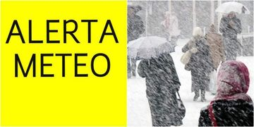 Prognoza meteo 15 ianuarie 2020. Vremea este rece azi. Conditii de polei, burnita si ninsori slabe