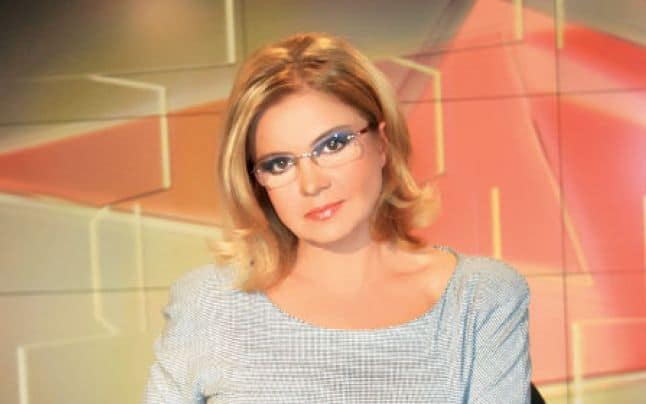 """Cristina Topescu suferea de atacuri de panica in direct, la tv. De ce ii era cel mai frica jurnalistei: """"Erau pregatiti in regie sa bage publicitatea, daca cumva ma prelingeam pe sub pupitru"""""""