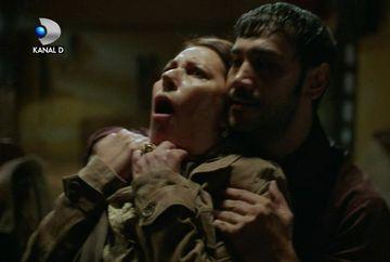 """Hunkar, mama lui Demir, in pericol de moarte! Afla cum se va razbuna tanarul Yilmaz pe cea care il condamnase la spanzuratoare, ASTAZI, intr-un nou episod din serialul """"Ma numesc Zuleyha"""", de la ora 20:00, la Kanal D!"""