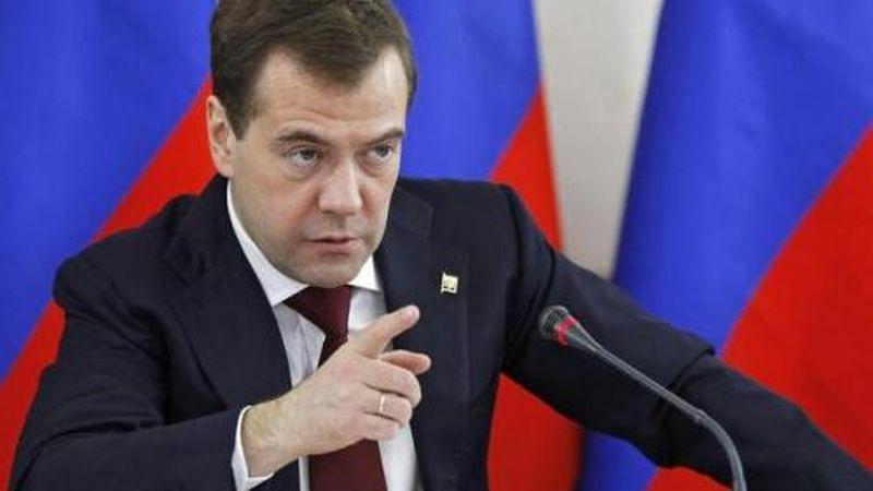 guvernul rus a demisionat