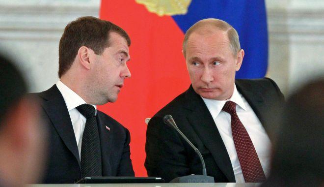 Guvernul Rus a demisionat dupa ce Vladimir Putin a anuntat modificari fundamentale in Constitutia Rusiei