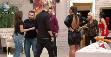 Andreea Oprică a sărit să o bată pe Andreea Pirui! De la ce a pornit totul VIDEO