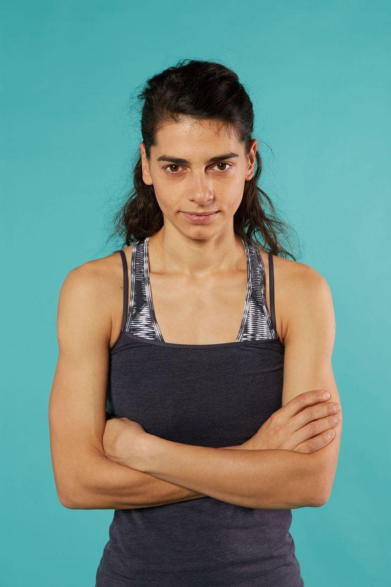 Claudia Mirela Rostas, concurentă la