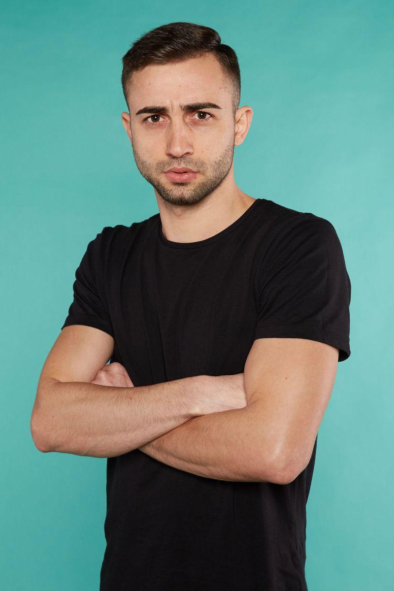 Cristian Marius Ionita, concurent la