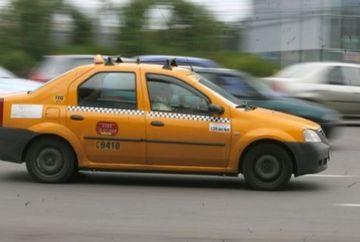 Cat castiga un taximetrist in Romania: suma este surprinzatoare