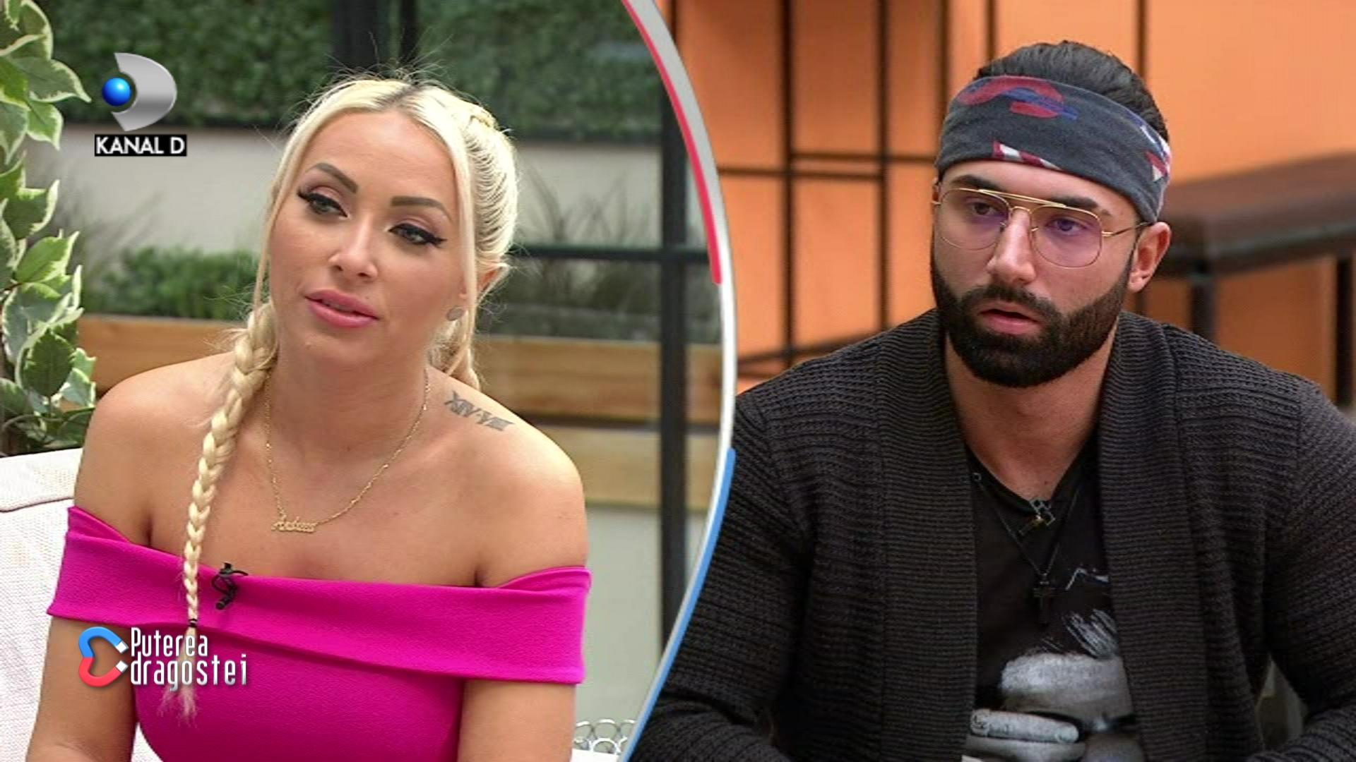 """Șoc la """"Puterea dragostei"""": Roxana a plecat din emisiune! Turcu: """"E în țară, ne-am certat urât"""""""