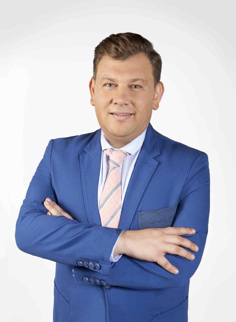 Mihai Ghita prezentator Asta-i Romania