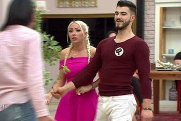 """Manuela a sărit să o bată pe Andreea Pirui! Imagini bombă la """"Puterea dragostei"""""""