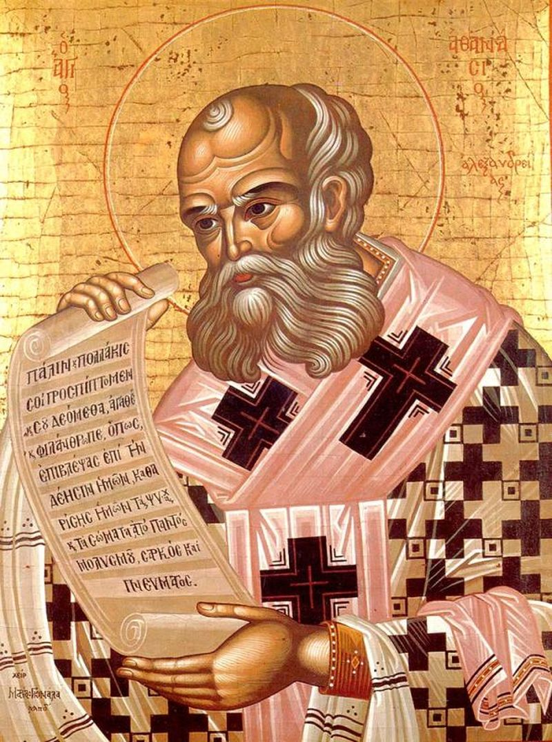 Atanasie cel Mare, Arhiepiscopul Alexandriei