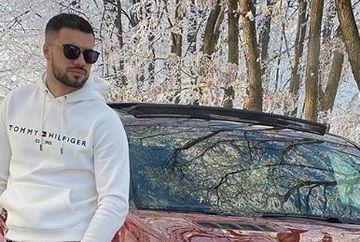 Culita Sterp, aparitie uluitoare la bordul noului sau bolid de lux! Iata ce masina rosie ca focul si-a achizionat recent artistul!