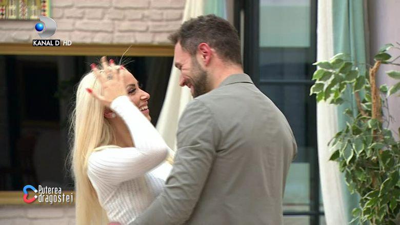 """Un nou concurent, Mircea, a intrat la """"Puterea dragostei""""! Momente de infarct pentru Marius: a dansat cu Andreea Pirui!"""