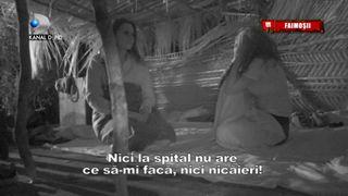 Probleme grave pentru Ruby, la ''Survivor Romania''! Bruneta a fost carata pe brate: ''Nici la spital nu are ce sa imi faca...''