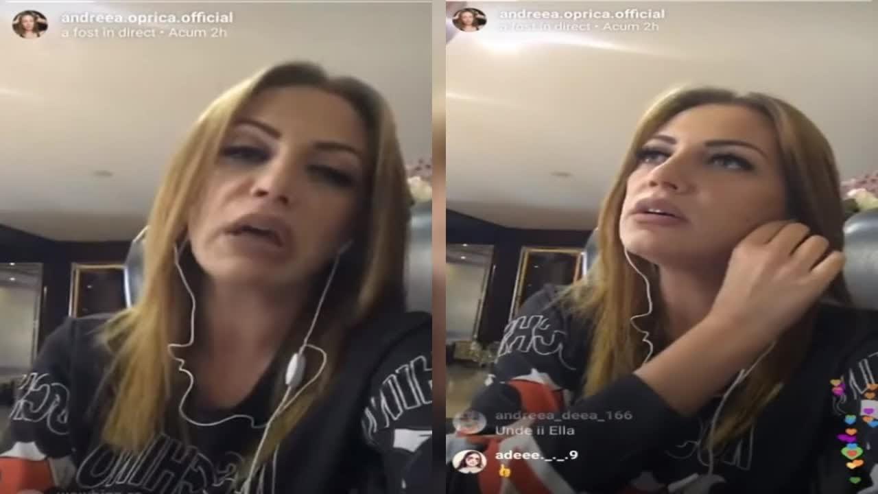 """Andreea Oprica si-a lasat fanii cu gurile cascate! Uite ce poza a pus: """"Mai bine o pacatoasa sincera, decat o sfanta prefacuta"""""""