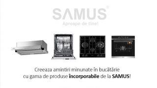Samus - electrocasnice de calitate superioara la un pret convenabil