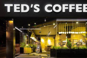 Ted's Coffee Co - locul in care te bucuri de cafeaua ta preferata servita cu zambete largi