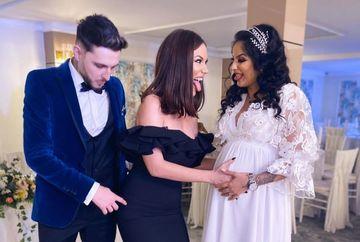 Motivul pentru Simina NU poarta numele lui Alex Zanoaga, dupa casatorie! Ce au observat fanii!