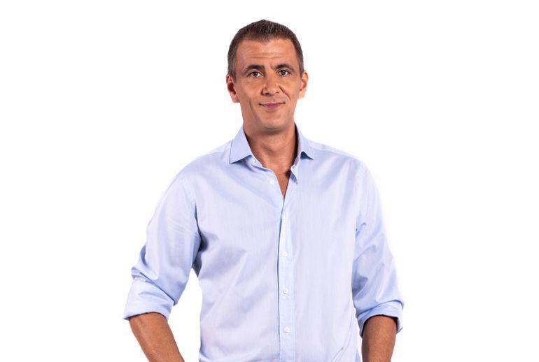 Cosmin Cernat, prezentatorul FanArena
