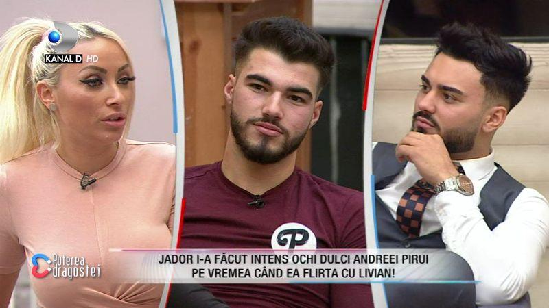 Andreea Pirui, Iancu și Jador