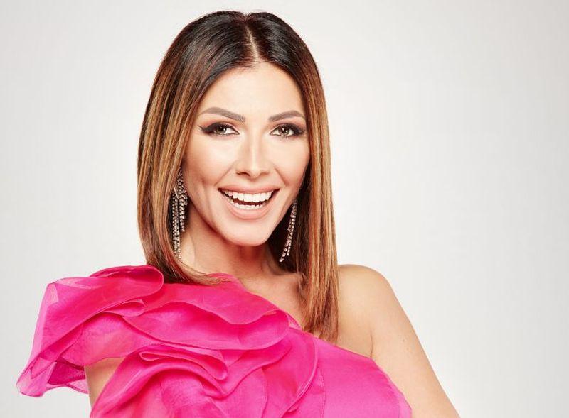 Ilinca Vandici prezentatoare Bravo ai stil Celebrities