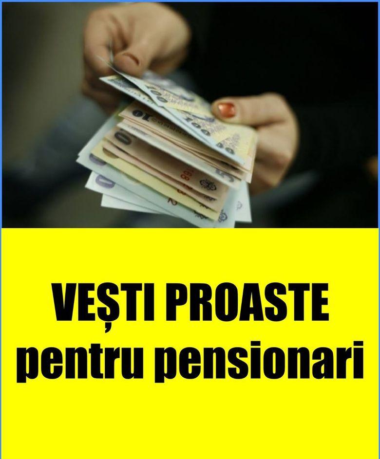 Vești proaste despre pensii! Anunțul a fost făcut de premierul Ludovic Orban