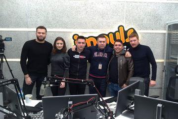 """""""Moldovenii"""", show de zile mari astăzi, în matinalul """"Scularea"""", de la Radio Impuls, cu Orlando şi Ţibulcă!"""