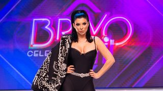Andreea Tonciu a venit cu o armata de make-up artisti la ''Bravo. ai stil Celebrities''!