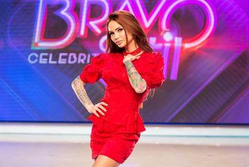 """Maria Ilioiu l-a ispitit pe Catalin Botezatu, la """"Bravo, ai stil! Celebrities"""". Scufita Rosie si-a scos armele secrete la inaintare!"""