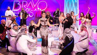 "Andreea Tonciu, rochie de mii de Euro si un ""show ca la Dubai"", in editia de sambata ""Bravo, ai stil! Celebrities"""