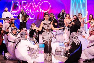 "Andreea Tonciu, rochie de mii de Euro si un ""show ca la Dubai"", in editia de ASTAZI, ""Bravo, ai stil! Celebrities"", de la ora 23:00, la Kanal D"