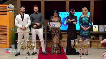 """Șoc la """"Puterea dragostei""""! Iancu și Denisa, nominalizați pentru eliminare! Cine a părăsit competiția"""