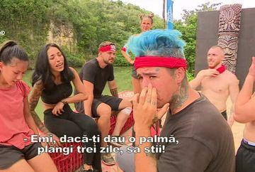 S-au incins spiritele la ''Survivor Romania''! Lino Golden si Lola si-au aruncat jigniri dure: ''Esti o operatie nereusita''