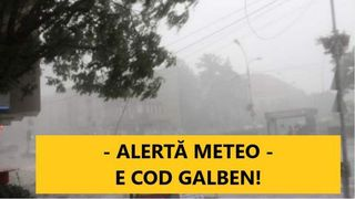 Prognoza meteo 27 ianuarie. Vreme ploioasa la Bucuresti si in tara. Este COD GALBEN de vreme severa