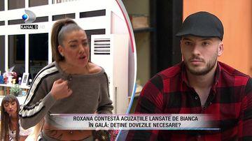 Roxana rabufneste si nu mai suporta minciunile Biancai! La ''Puterea dragostei'' este scandal si se vine cu dovezi: Simina lamureste situatia!