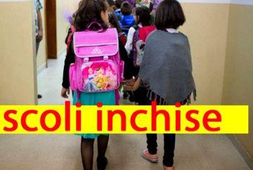 Scoli inchise din cauza gripei la Bucuresti. Cum au aflat parintii ca nu isi pot duce copiii la scoala luni