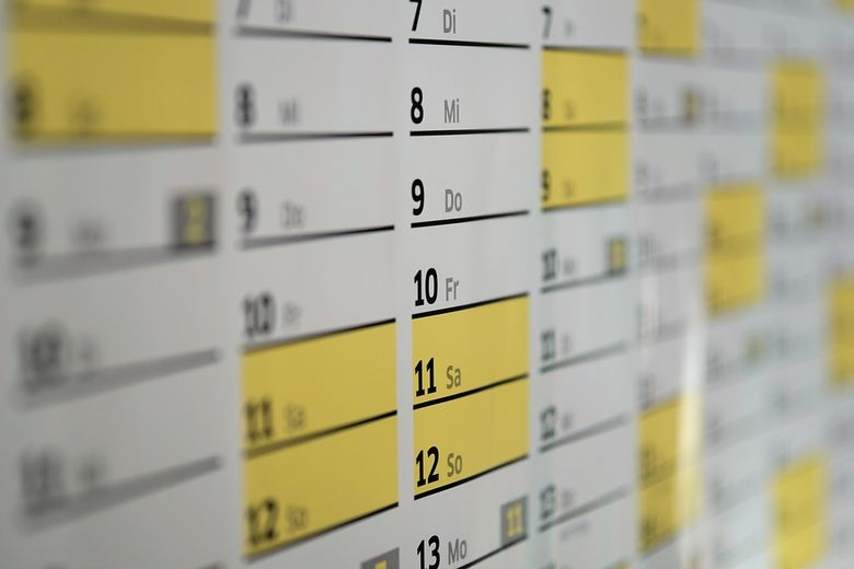 Zile libere legale 2020. Câte libere de la stat au românii în acest an