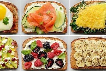 5 variante de mic dejun sanatos, bun si pentru copii