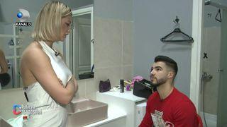 Tensiuni uriașe între Iancu și Denisa după ce el a dansat cu Ligi! Ea a părăsit platoul în lacrimi! Ce a urmat