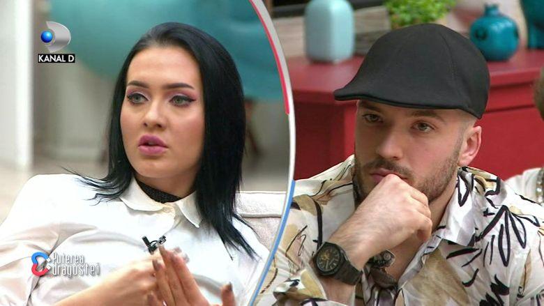 Livian și Bianca au revenit în emisiune după absența nemotivată! S-au certat chiar la întoarcere! Sunt în pragul despărțirii?