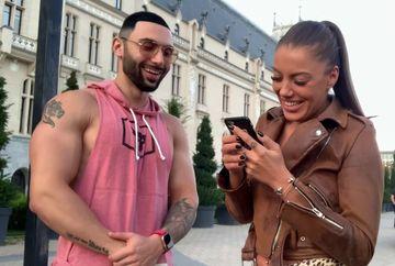 """Roxana și Turcu s-au împăcat! El a făcut anunțul la revenirea în emisiunea """"Puterea dragostei""""!"""
