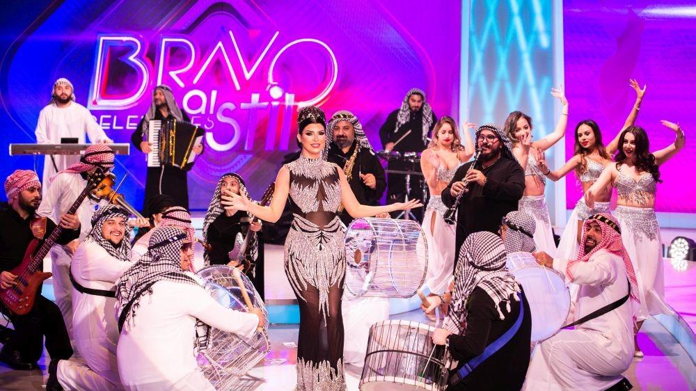 """""""Bravo ai stil!"""" Celebrities: Andreea Tonciu, razboi cu celelalte concurente"""