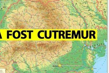 Cutremur mare noaptea trecuta in Romania. Bucurestiul s-a cutremurat. Ce a spus Raed Arafat