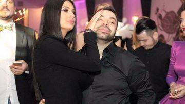 """Florin Salam s-a bătut cu soția lui, Roxana Dobre, la 2 dimineața! Scene incredibile: """"Avea halucinații! Și-a scos hainele de pe el și..."""""""